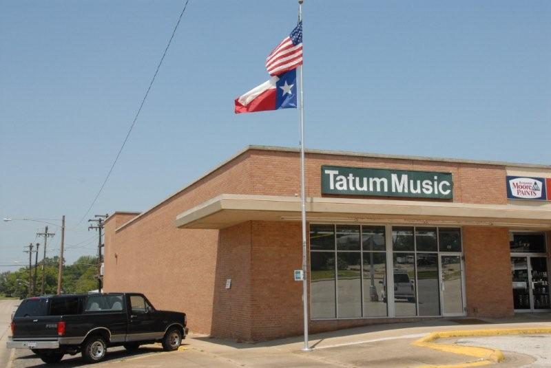 Longview Texas Music Store