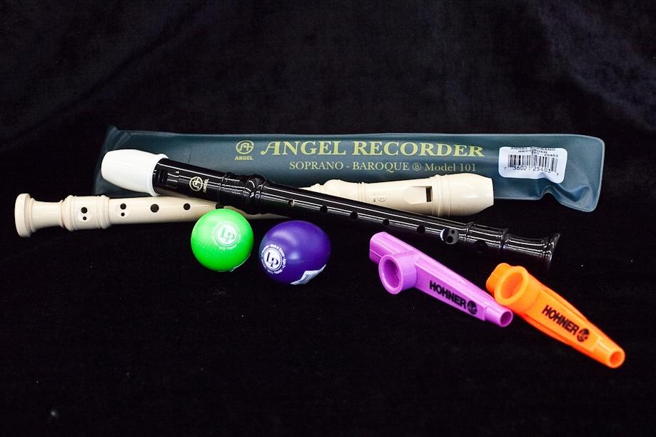 Classroom Instrument Recorder